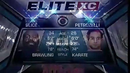 不可一世的Kimbo Slice终于被一个三流选手18秒KO!!!
