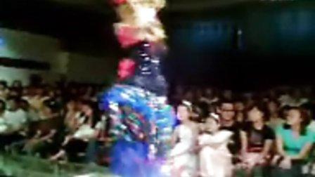 河南工程学院 服装表演
