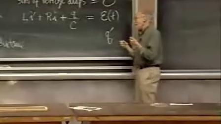 [微分方程:连续.-.非齐次微分方程的一般理论,常数系数微分方程的稳定性标准].Lecture.12