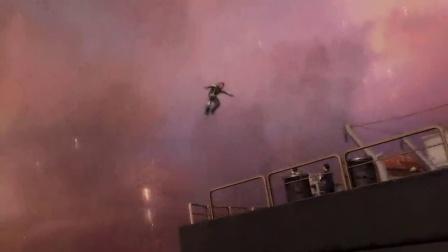 天然卷发《声名狼藉2》邪恶线游戏流程视频第一期(无解说)
