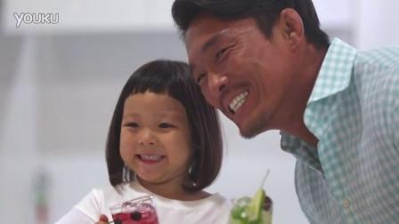 【秋成勋、秋小爱】Wellness Water净水器秋可爱父女采访