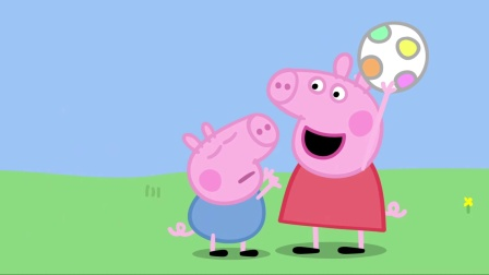 小猪佩奇第一季:中间的小猪