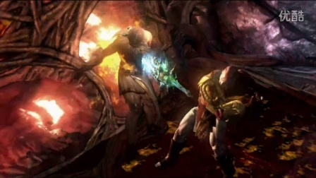 纯黑《战神3:重置版》第九期(完)混沌难度无伤全收集攻略解说
