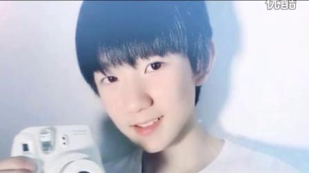 TFBOYSpk小虎队TFBOYS王俊凯赛颜值