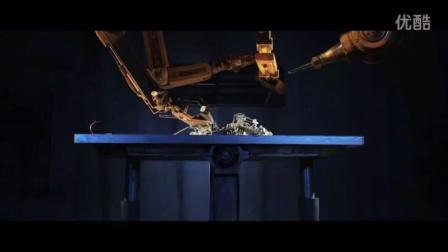 人工智能机器人科幻短片 Artificial Intelligence