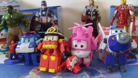 超级飞侠玩具