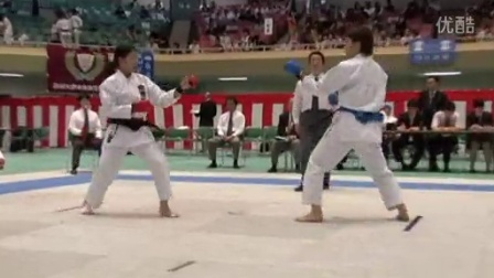 JAPAN University Karate taunament 51st -1