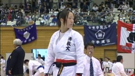 JAPAN University Karate taunament 52nd -1