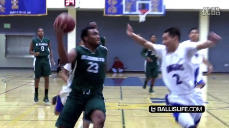 NASTY IN GAME DUNKER Carlos Johnson Ballislife Mixtape