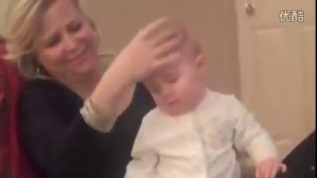 【冯导】宝宝看电视不愿意睡觉,妈妈决定施展大绝