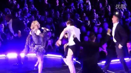 Madonna麦当娜、Eason陈奕迅同台8分钟清晰完整版