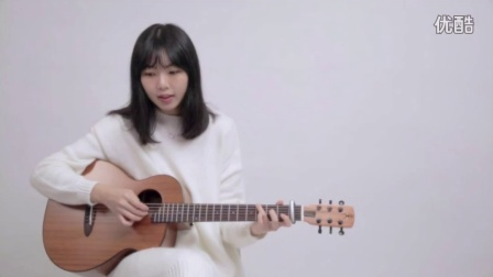 彩虹人M20羽毛鸟吉他|洪安妮〈 一样的〉|aNueNue M20 Feather Bird Guitar