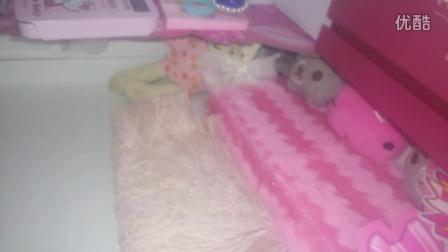 《叶罗丽娃娃》的姐妹床