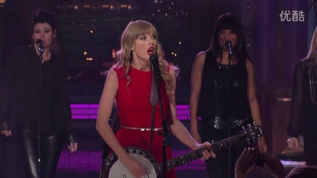 Mean Live from New York - Taylor Swift