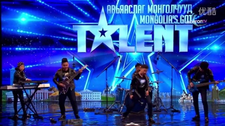听听蒙古小孩是怎么唱The final countdown 2016蒙古国达人秀