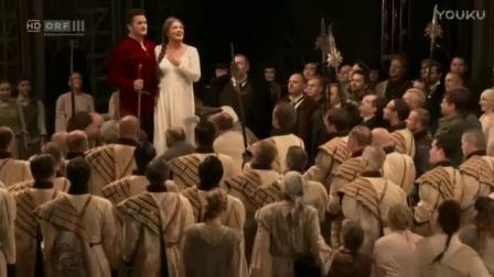 2016年5月 瓦格纳 Wagner 《罗恩格林 Lohengrin》森帕歌剧院 Thielemann Netrebko Beczala Herlitzius