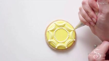 【喵博搬运】【食用系列】美女与野兽特色糖霜饼干  (´・ω・)ノ