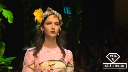 9法国时尚巴黎时装周2017春季女装靓丽性感大秀专辑完整版