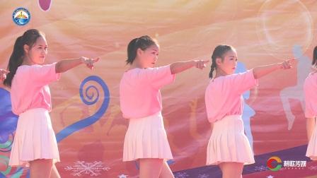 瑞丽市第一初级中学舞蹈秀