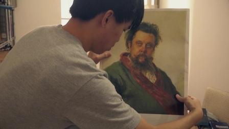 看我神奇魔法油画册 by 悲鸿1895