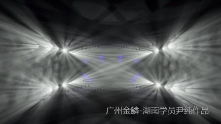 广州金鳞灯光师培训班MA2学员尹纯作品