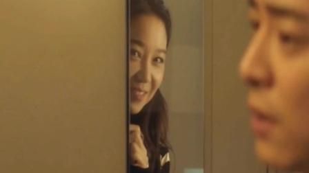 韩国电影男女主角在内衣更衣室接吻,画面清晰唯美