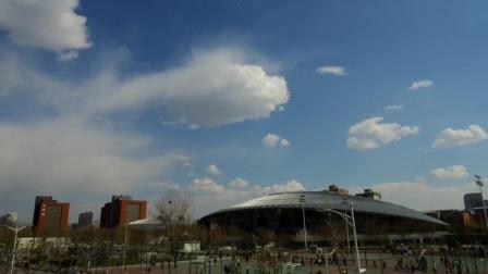 延时摄影-北京工业大学