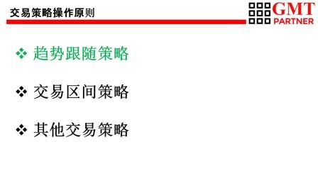 多时段中线交易策略 1(6)。交易策略简介。