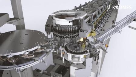 克朗斯 ErgoBloc L: 小空间多机器