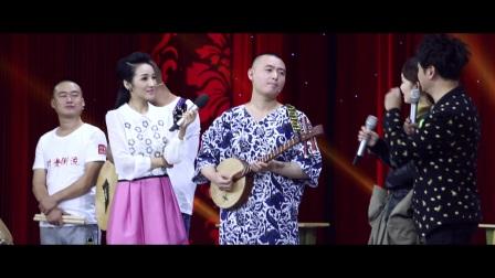 许明在群英汇上演奏秦琴!