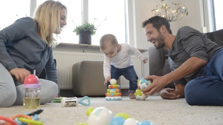 kidsme亲亲我 益智玩具  baby toys
