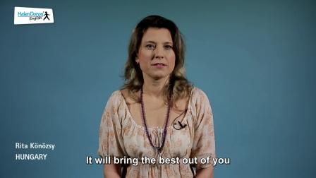 【老师采访集】你对想要成为海伦多兰老师的人