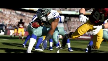 NFL18官方预告片