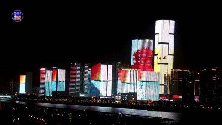 福州滨江夜景