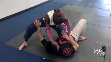 Josei Heishi BJJ - Athlete Quick Tip with Vanessa Wexler