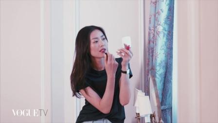 刘雯带你看CHANEL2017秋冬高定秀