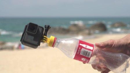 ROGETI 多功能转接座,完美取代GoPro自拍杆、浮力棒和三脚架转接座