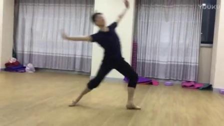 蒙古舞《呼伦贝尔大草原》沈老师舞蹈示范