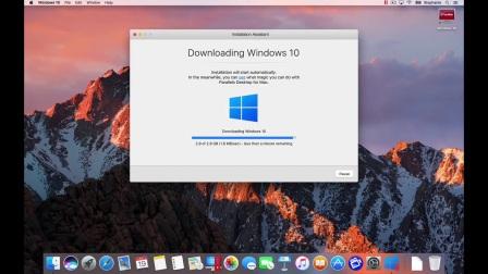 如何在Parallels Desktop 13中一键安装Windows 10