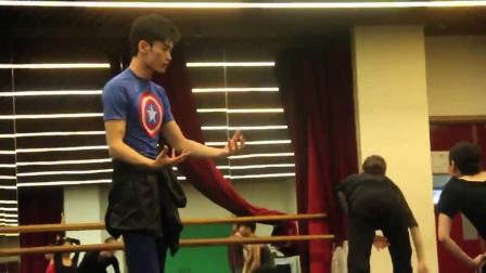 李林《弓》- 香港芭蕾舞团《编舞家巡礼2017》