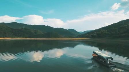 航拍06-贺州花山水库(大疆御)