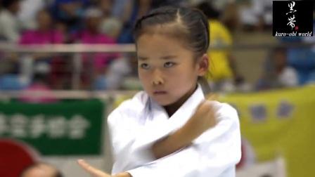 高野万优(Takano Mahiro)11岁 - 燕飞(Empi)JKA全国比赛