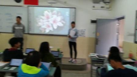璧山中学高2019级28班班会传承之二十四节气