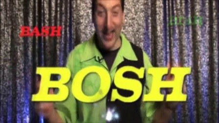 Bish Bash Bosh by Magic Dave Allen