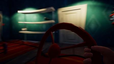 【舍长制造】《你好,邻居》正式版攻略—用蹦床逃出邻居的魔掌