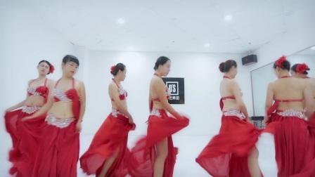 单色舞蹈零基础肚皮教练班学员展示 长沙马王堆附近学肚皮舞的地方