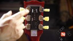 吉普森自动调音好神奇Gibson SG Special 评测