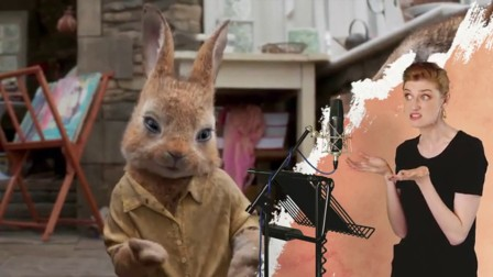 《比得兔》伊丽莎白·德比茨基配音特辑