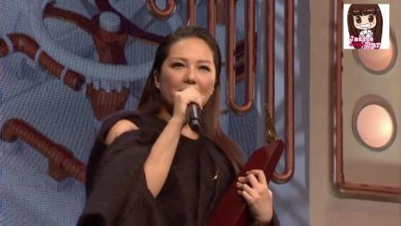 卫兰首夺叱咤乐坛女歌手金奖,现场献唱《一格格》