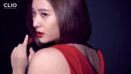 郑秀晶Krystal 最新代言 珂莱欧小黑跟魅惑迷情唇膏ENG